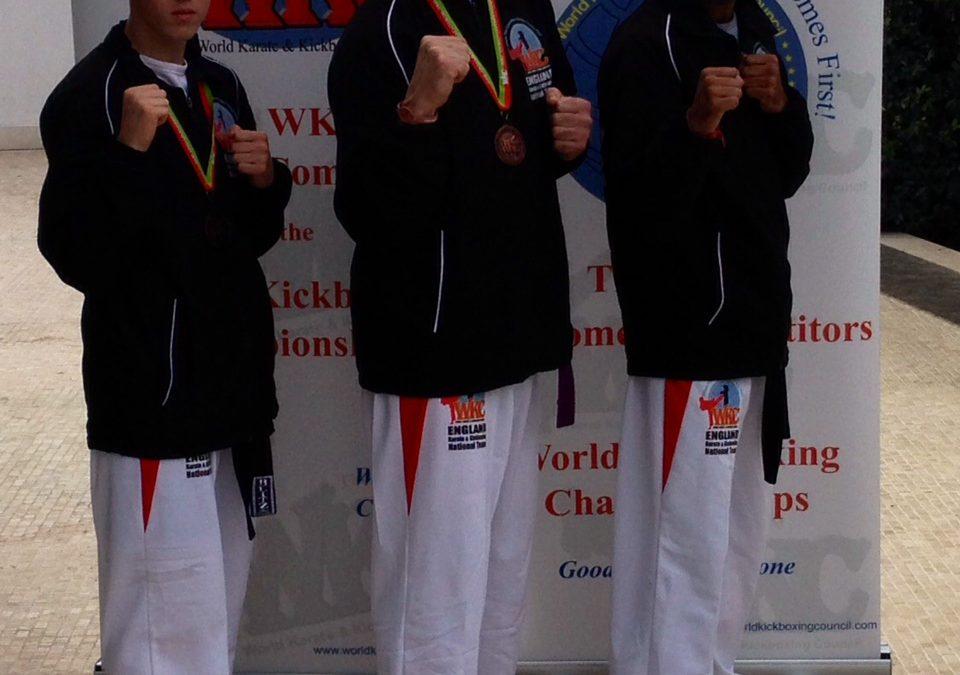 World championships Italy