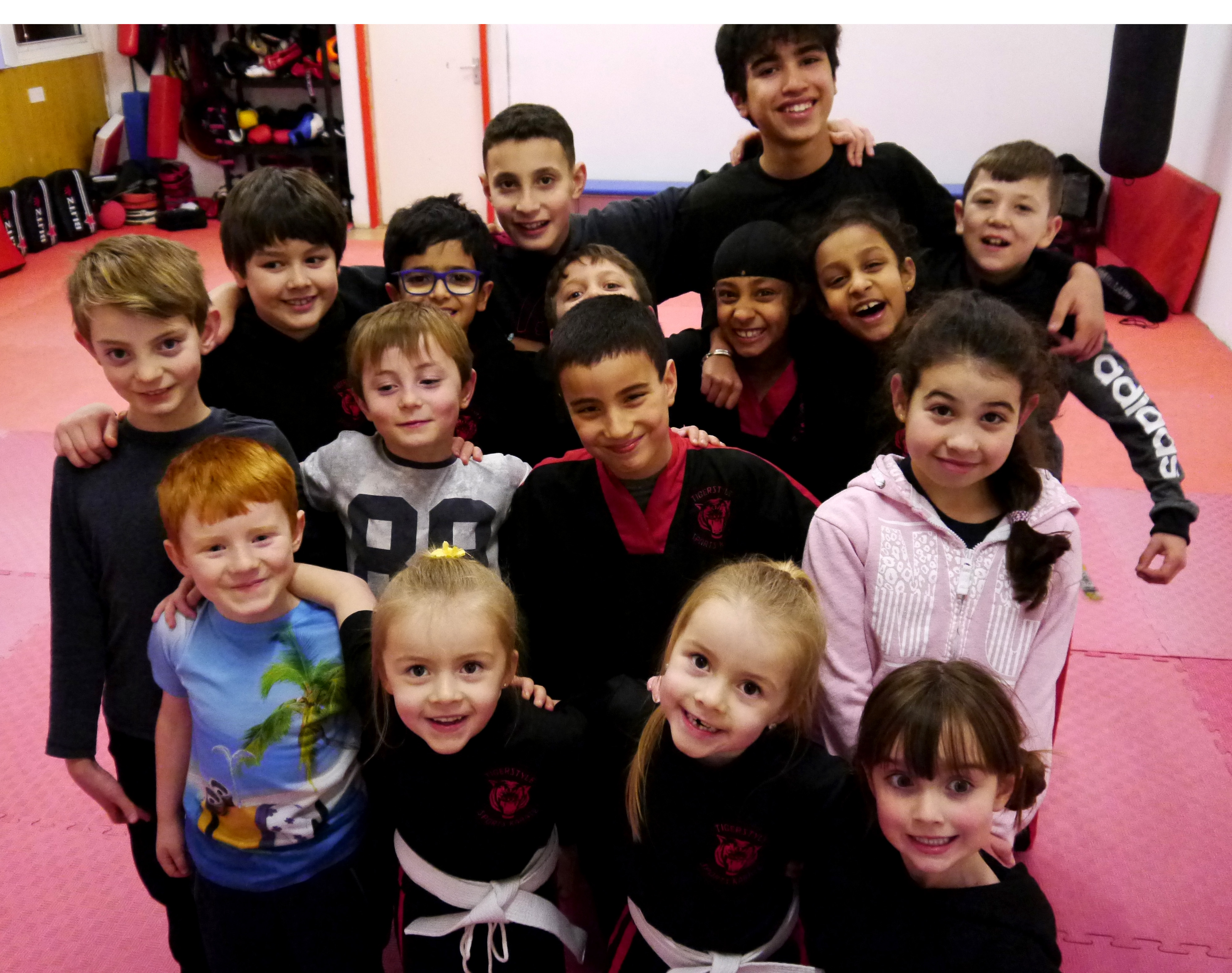 Kids' Classes at Tigerstyle Sports Karate