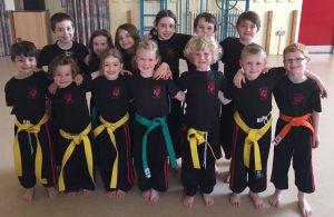 Little Tigers' Classes