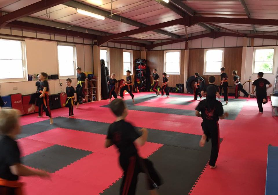 New Kids Classes at Tigerstyle!