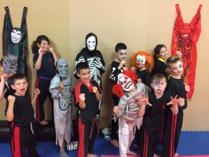 Halloween at Tigerstyle