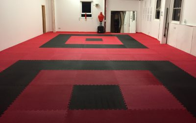 New Gym at Tigerstyle Sports Karate