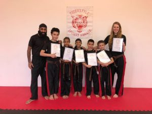New instructors with Gurmare
