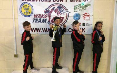 WAKO British Championships 2018
