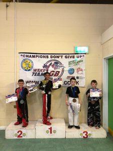 WAKO British Championships