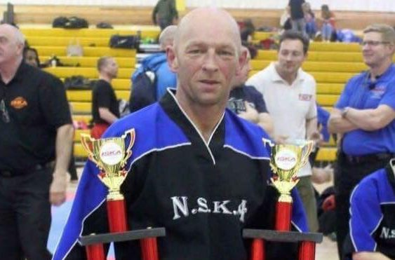 RIP NSKA Chief Instructor Daz Ellis