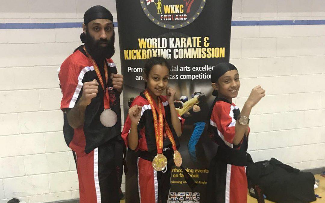 WKKC British Championships