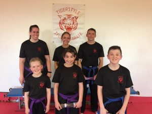 Grading day mixed belts
