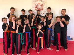 Sparring development day photo