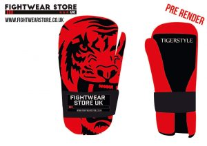 Tigerstyle points fighting gloves