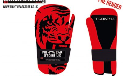 New Club Fighting Gloves and Foot Pads