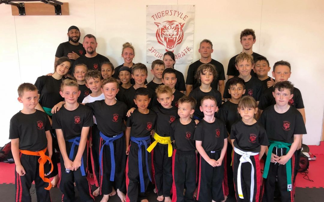 Sparring Development Day – June 2018