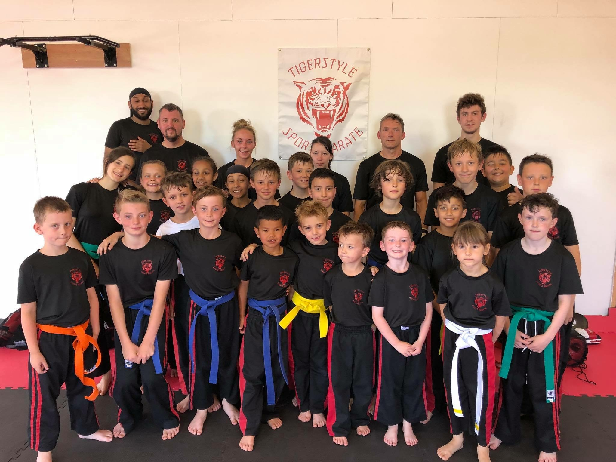 About us tigerstyle sports karate