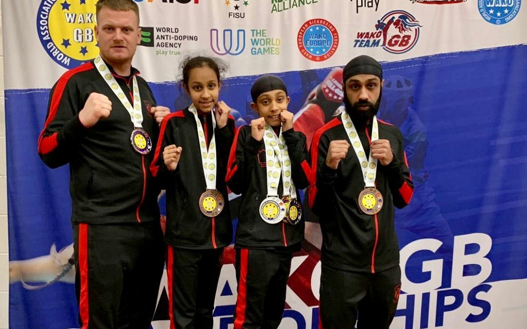 WAKO GB 2019 British Nationals