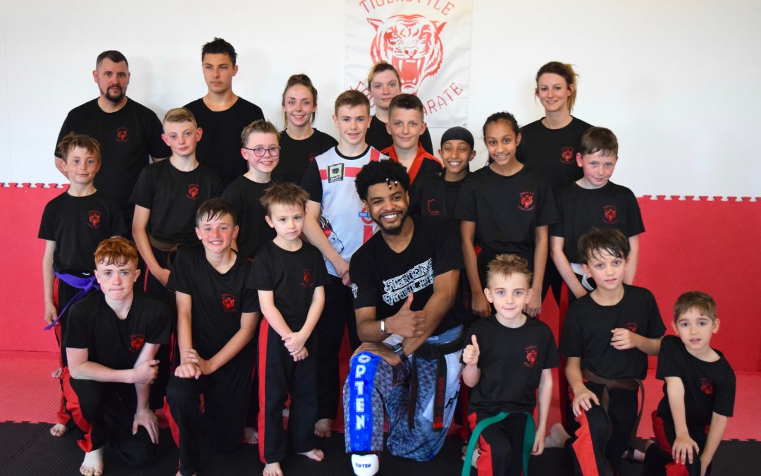 "Kevin ""K-Swift"" Walker British Open Seminar"