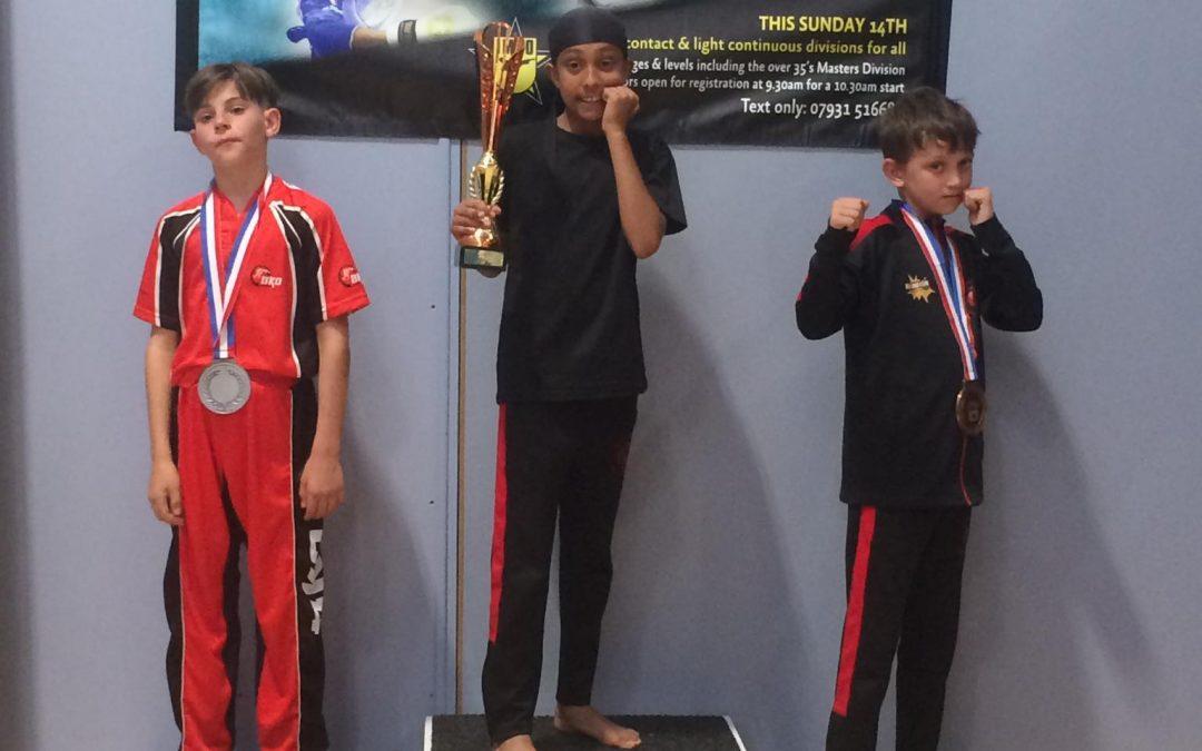 WAKO Southern Championships